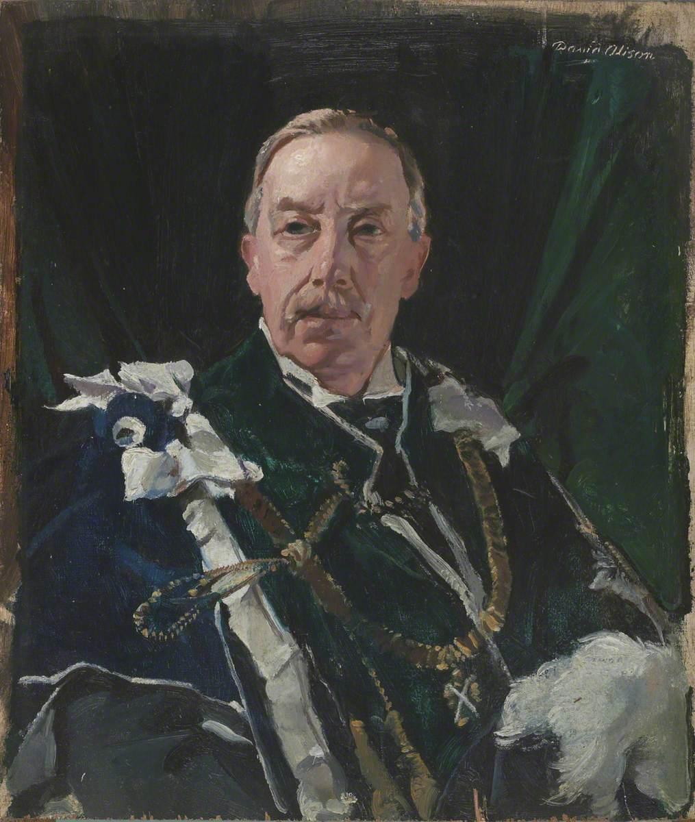 Walter John Francis Erskine (1865–1955), 12th Earl of Mar and 14th Earl of Kellie