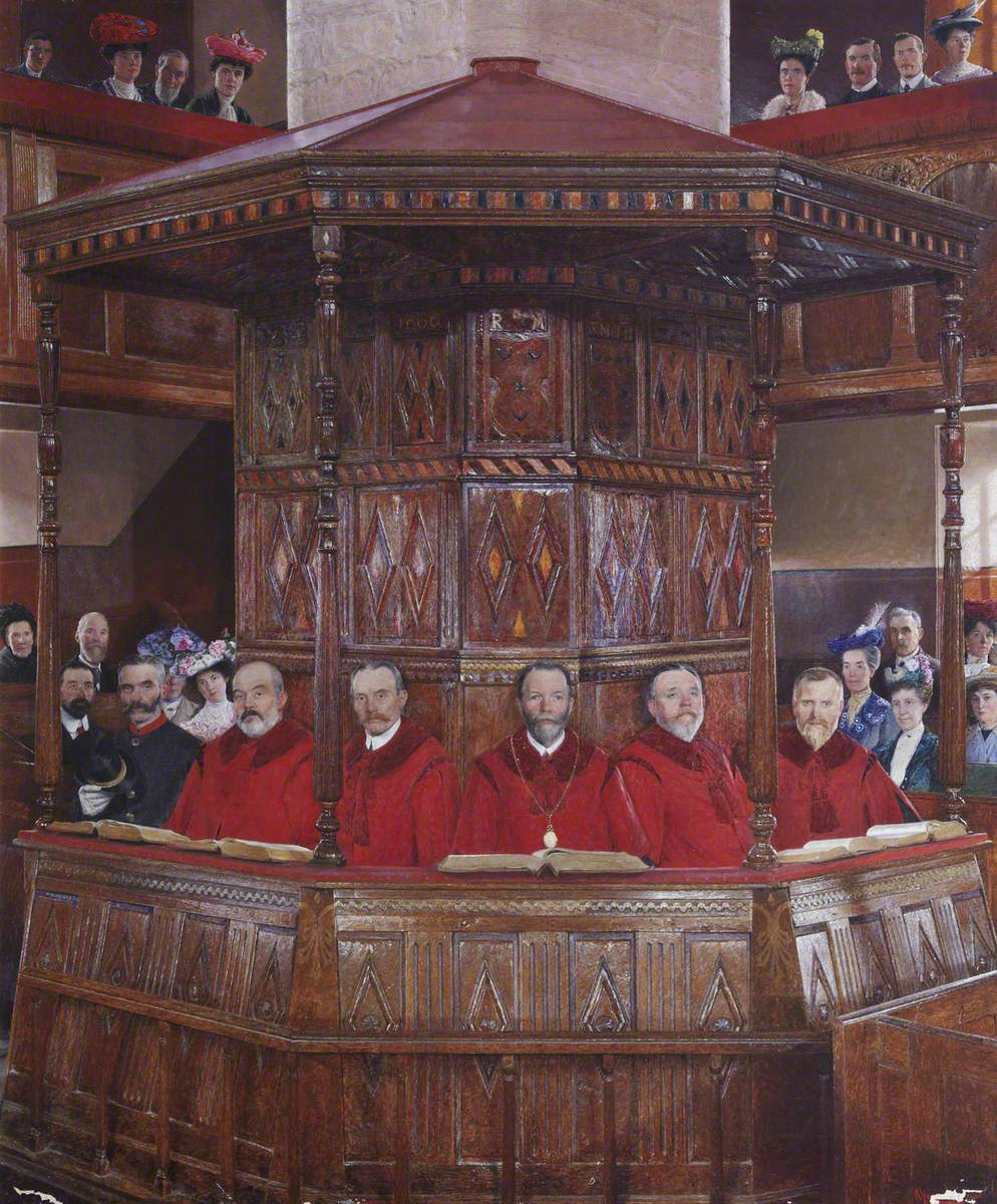 The Magistrates' Seat
