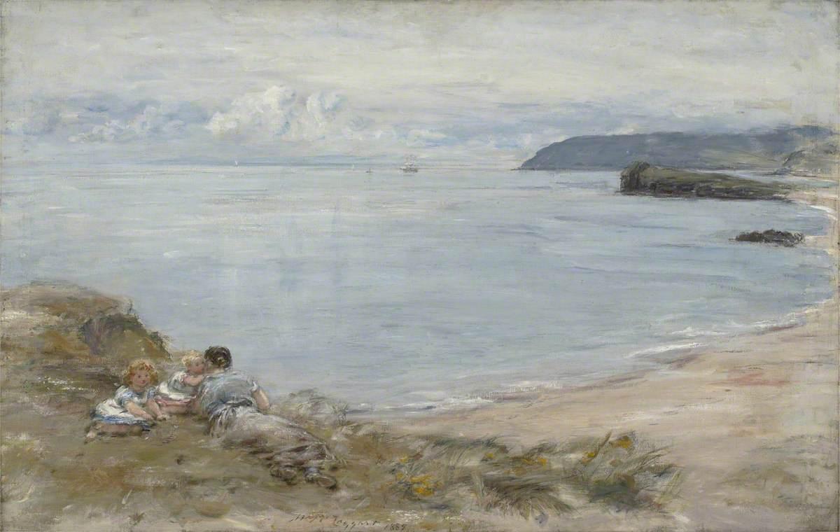 Away o'er the Sea, Hope's Whisper