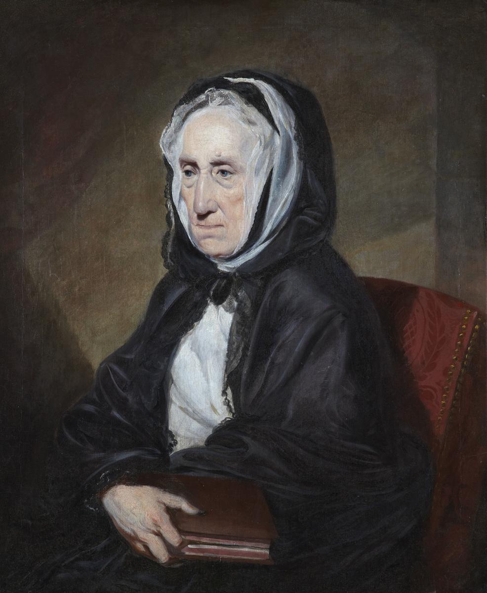 Margaret Douglas, Adam Smith's Mother