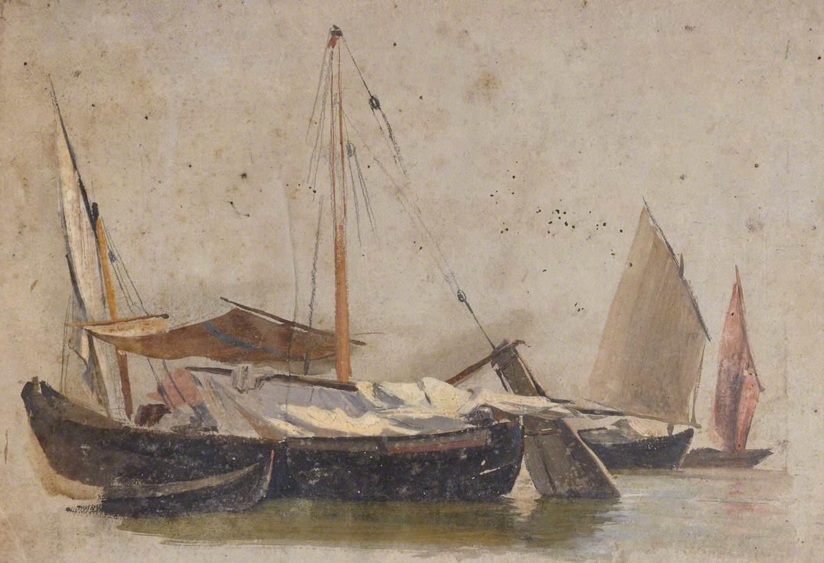 Venetian Working Boats
