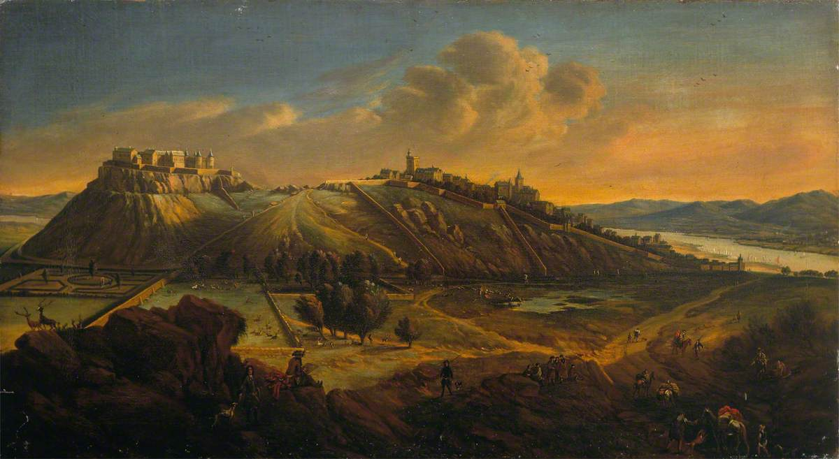 Stirling in the Time of the Stuarts