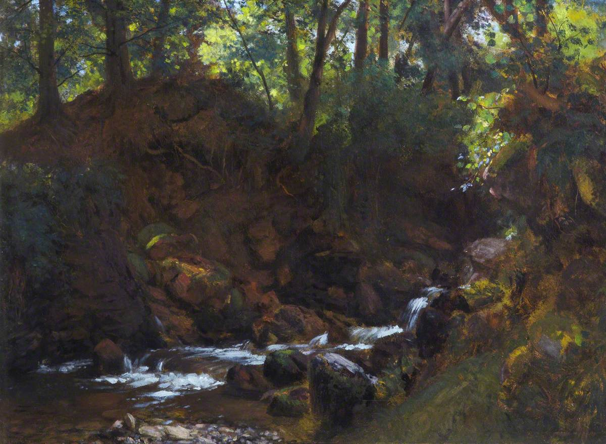 A Derbyshire Brook