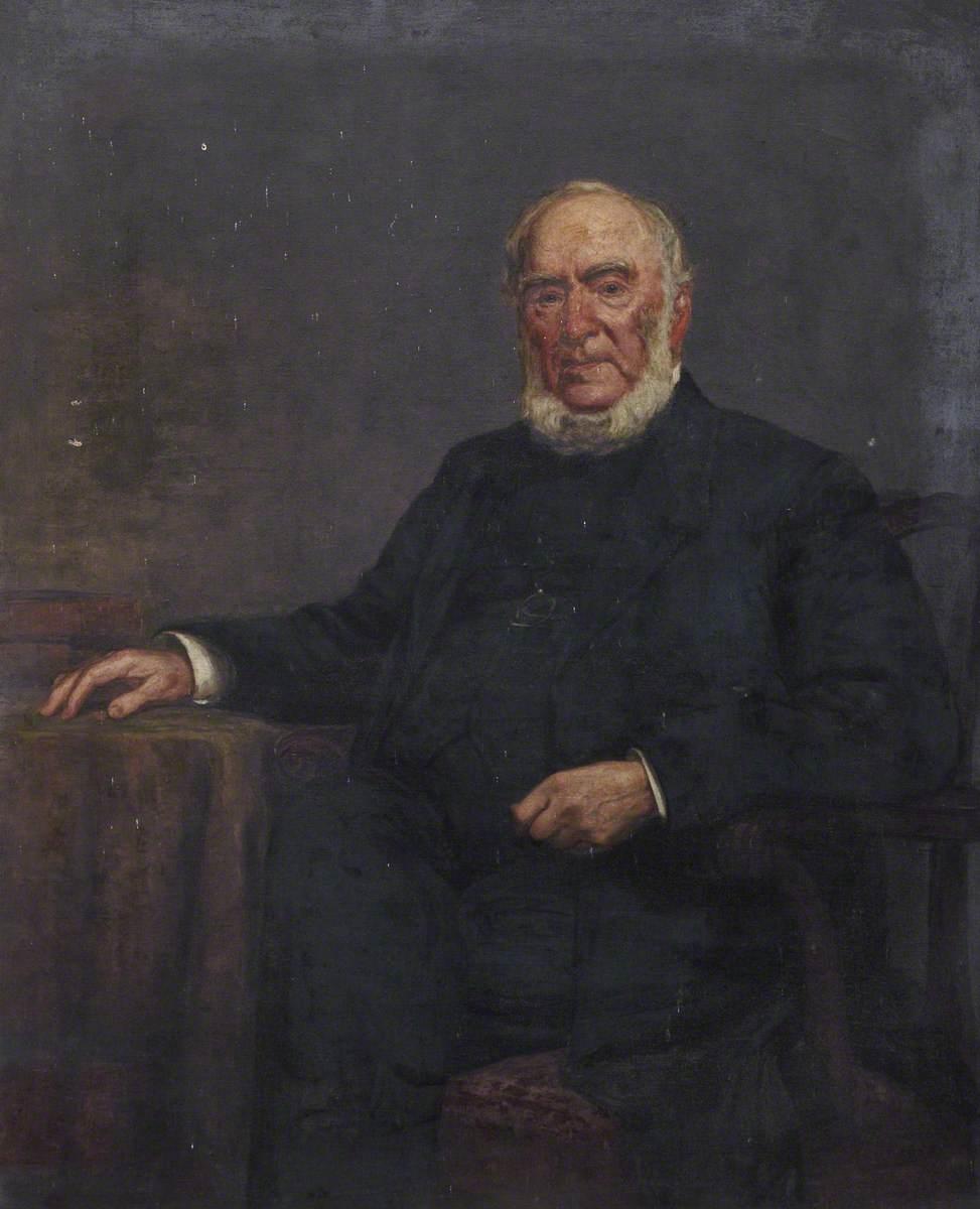 Robert Frew, DD