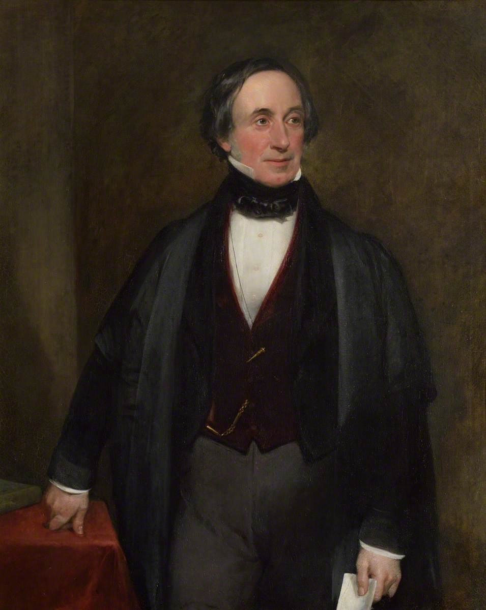William Hopkins (1792–1866), FRS, Esquire Bedell
