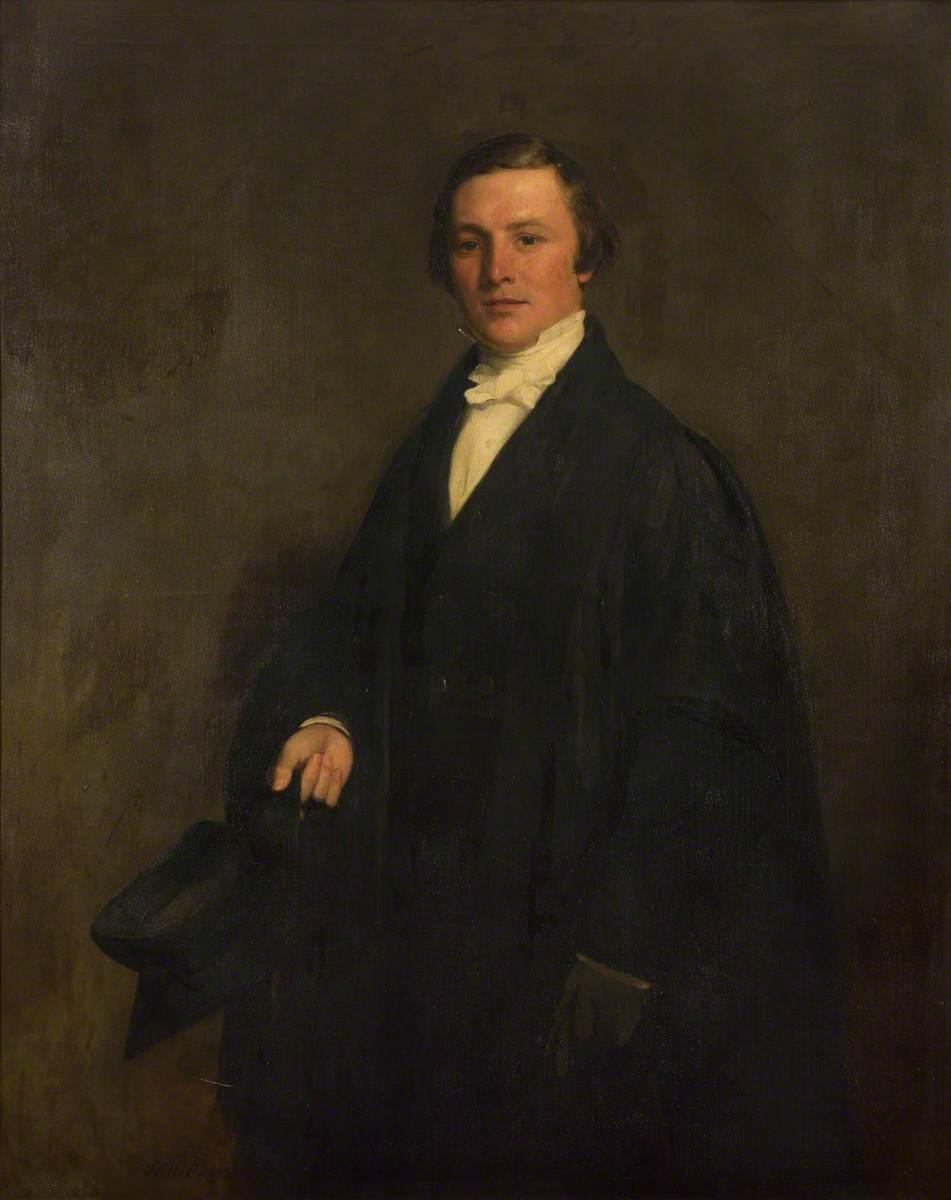 Barnard Smith (1817–1890), Fellow