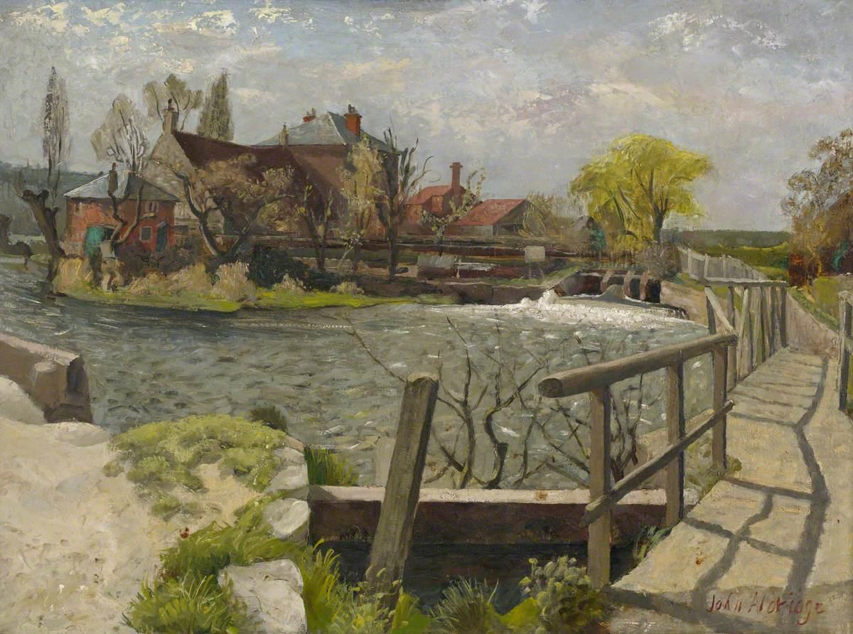 Old Mill, West Harnham