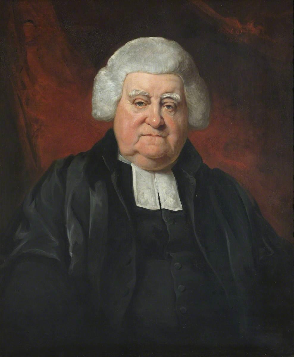 The Reverend William Abbot (1733–1826), Fellow