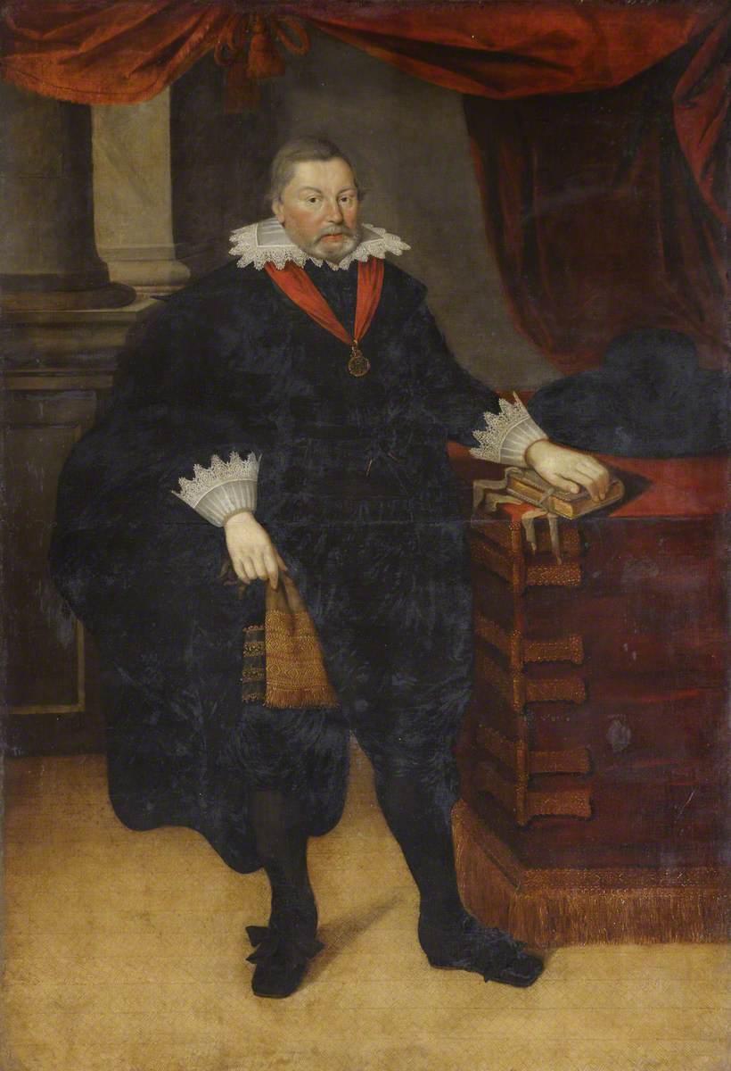 Sir Ralph Hare (d.1623), Knight of the Bath