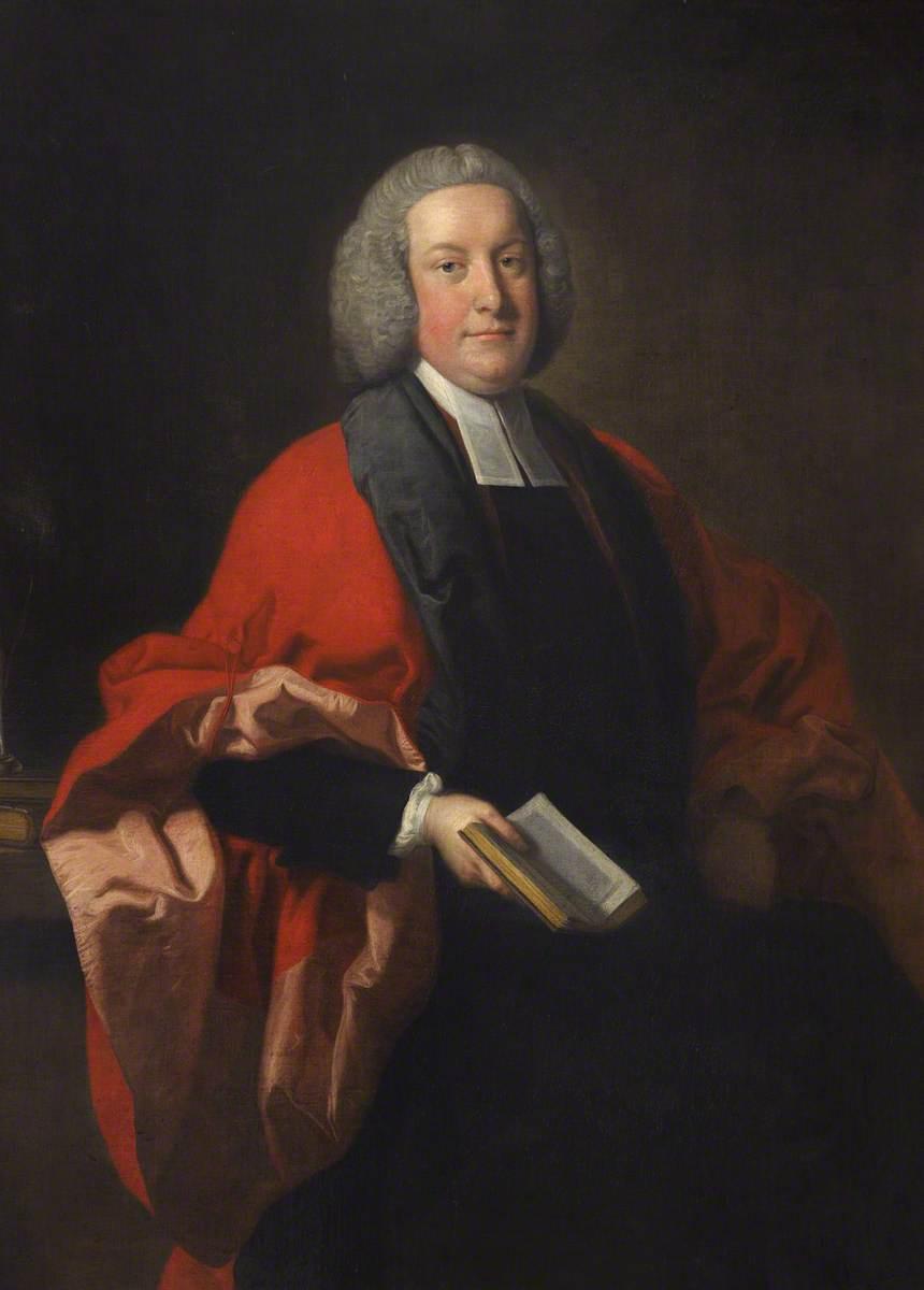 Zachary Brooke (1715/1716–1788), DD