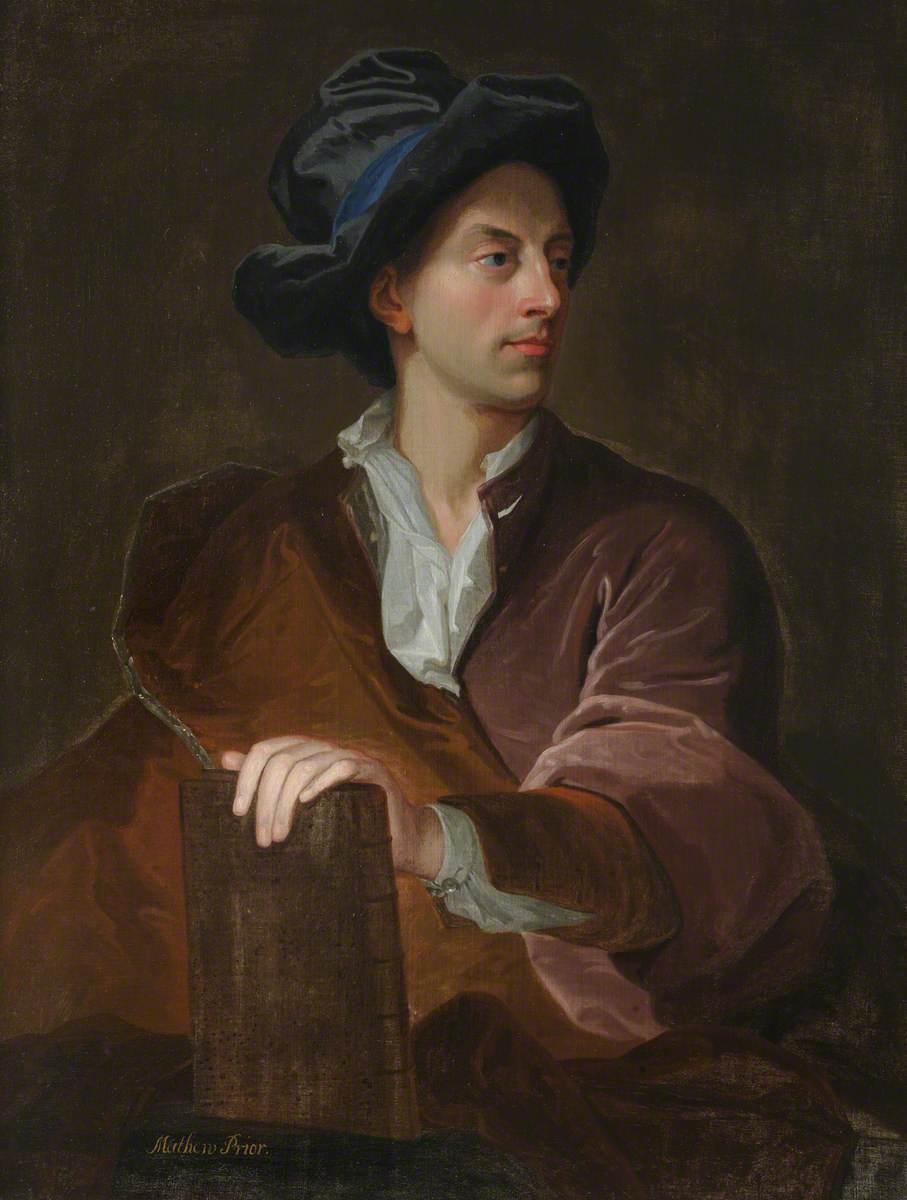 Matthew Prior (1664–1721), Poet and Diplomat