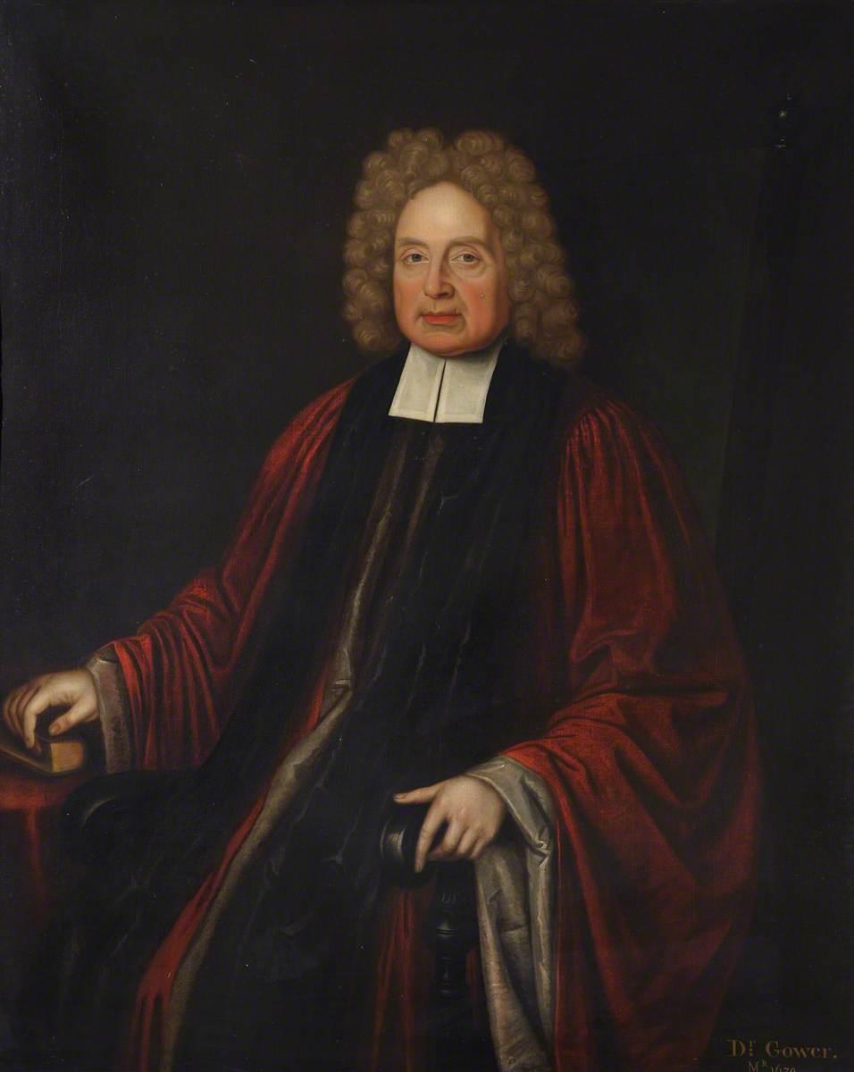 Dr Humphrey Gower (1638–1711), DD, Master (1679–1711)