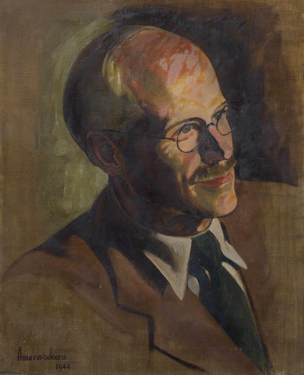 Sir Harold Jeffreys (1891–1989)