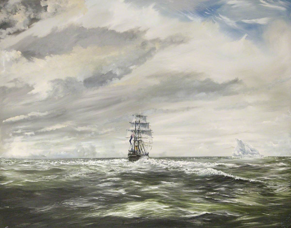 Discovery II (First Encounter: The Crew of 'Discovery' Encounter Their First Iceberg, January 1902)