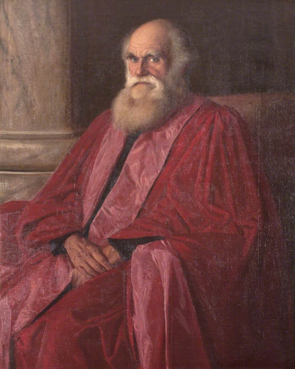 Charles Robert Darwin (1809–1882), FRS