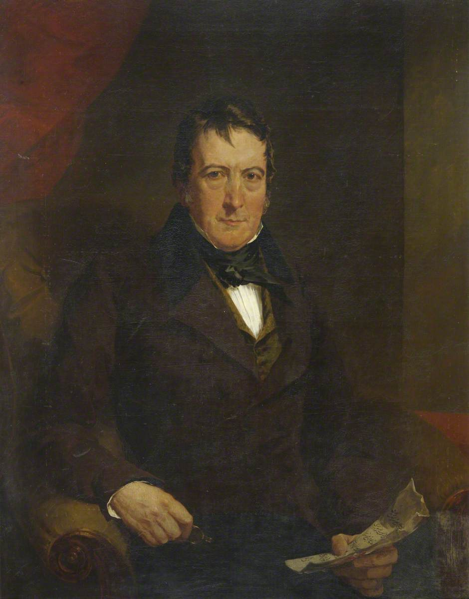 John Benward Travers, Admitted to Christ's College (1829), Deacon at York (1833), Vicar of Mumby, Lincolnshire (1840–1887), Rural Dean, JP