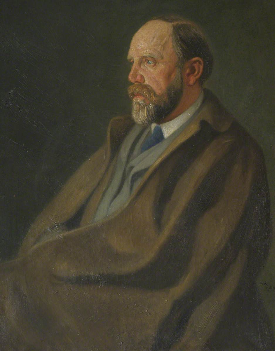 Sir Francis Darwin (1848–1925), Reader in Botany (1888–1904), FRS (1882), Honorary Fellow (1906)
