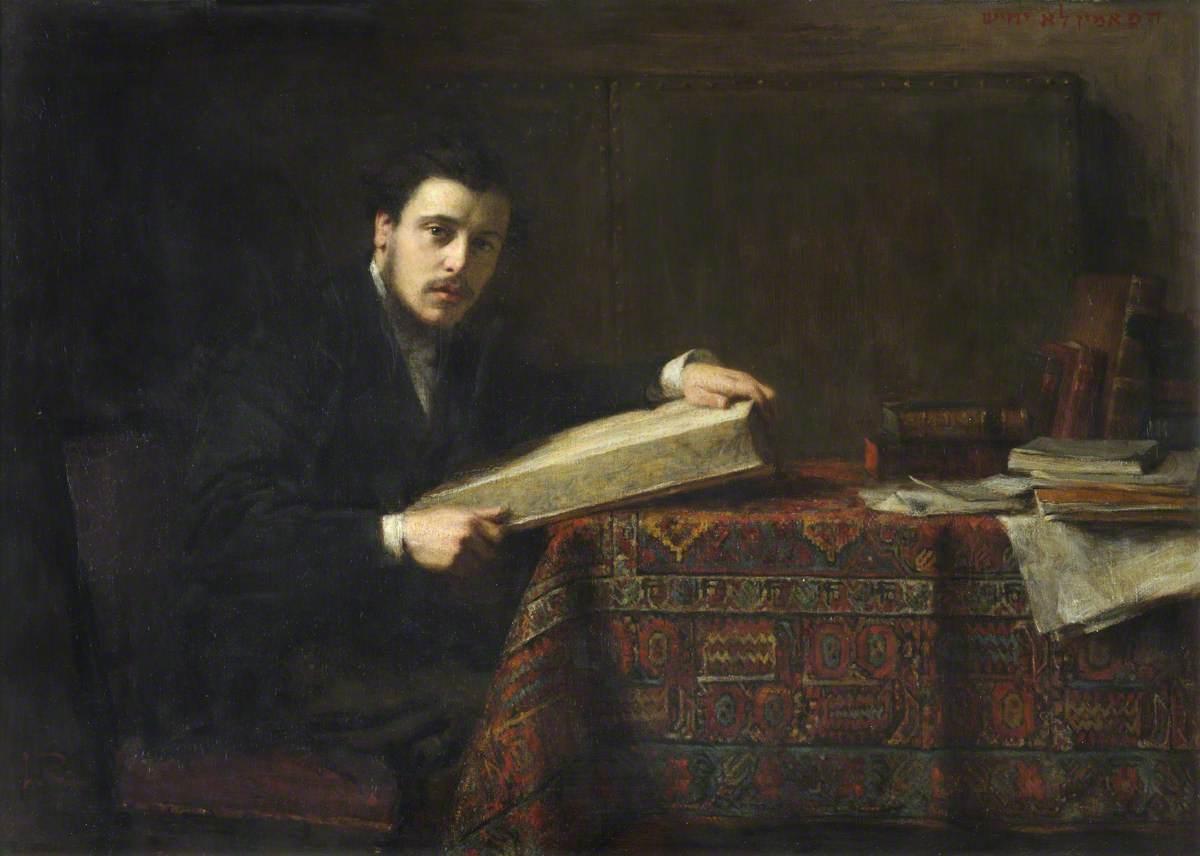 William Robertson Smith (1846–1894), Fellow, University Librarian (1886–1889), Adams Professor of Arabic (1889–1894), Editor of 'Encyclopaedia Britannica'