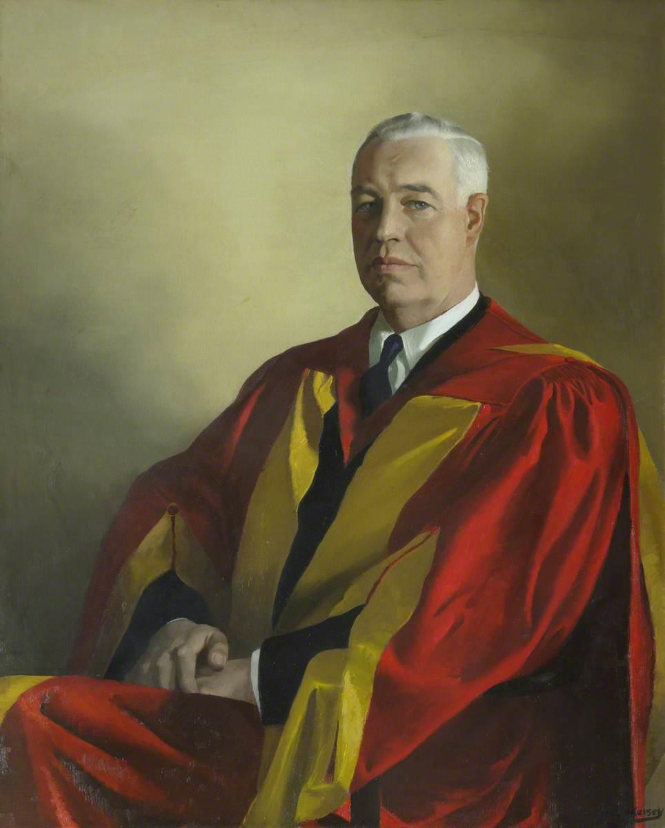 Alexander Robertus Todd (1907–1997), 1st Baron of Trumpington, Fellow, Master (1963–1978), Winner of the Nobel Prize for Chemistry (1957)