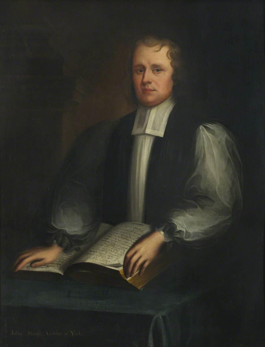John Sharp (1645–1714), Archbishop of York (1691–1714)