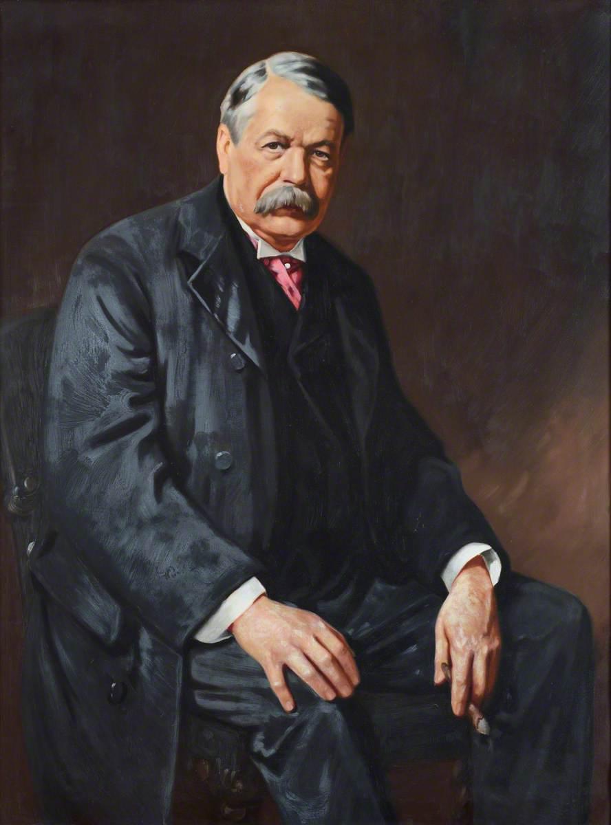 James Stuart (1843–1913), Professor of Mechanism and Applied Mechanics (1875–1890)