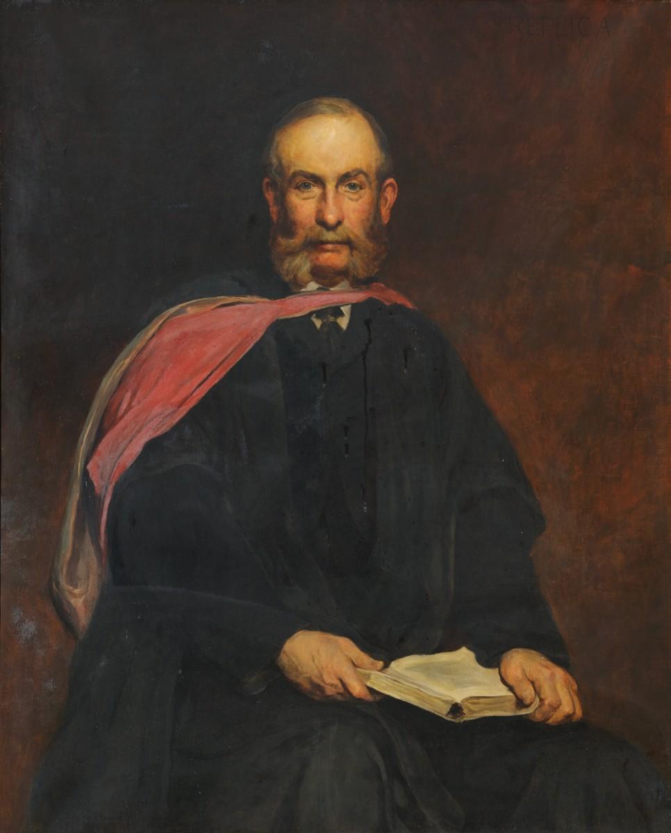 Dr Edward John Routh (1831–1907)