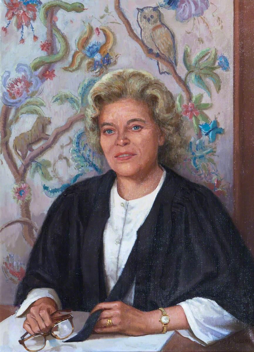 Brenda Ryman, Mistress of Girton College (1976–1983)