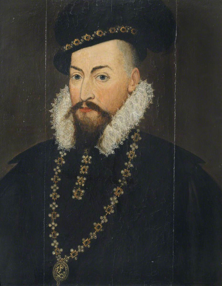 Robert Dudley (1532/1533–1588), Earl of Leicester, High Steward of the University (1563)