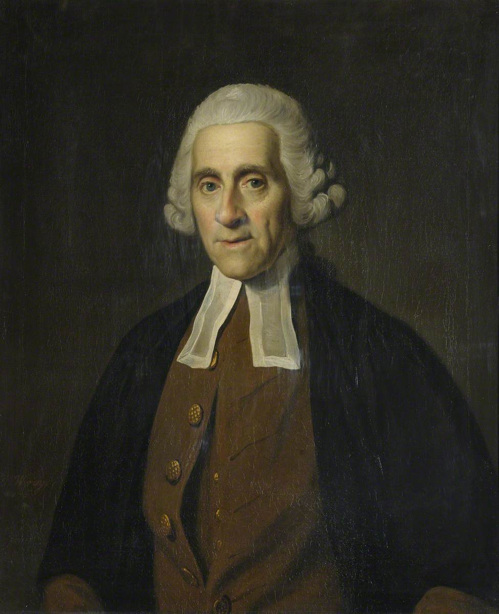 Daniel Wray (1701–1783), Antiquary, Fellow-Commoner (1718/1719)