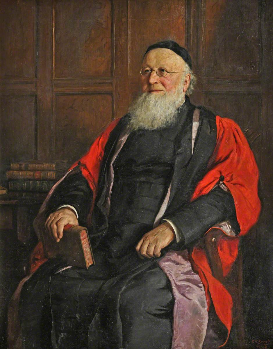 William Campion (1820–1896), Fellow (1850–1892), President (1892–1896)