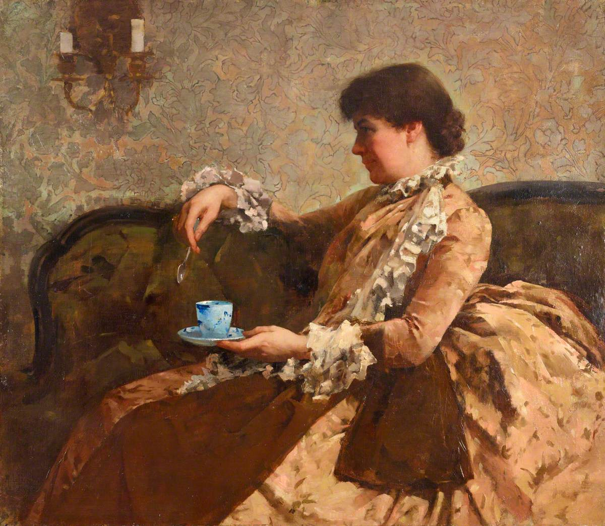 Mademoiselle Sarah Hallowell