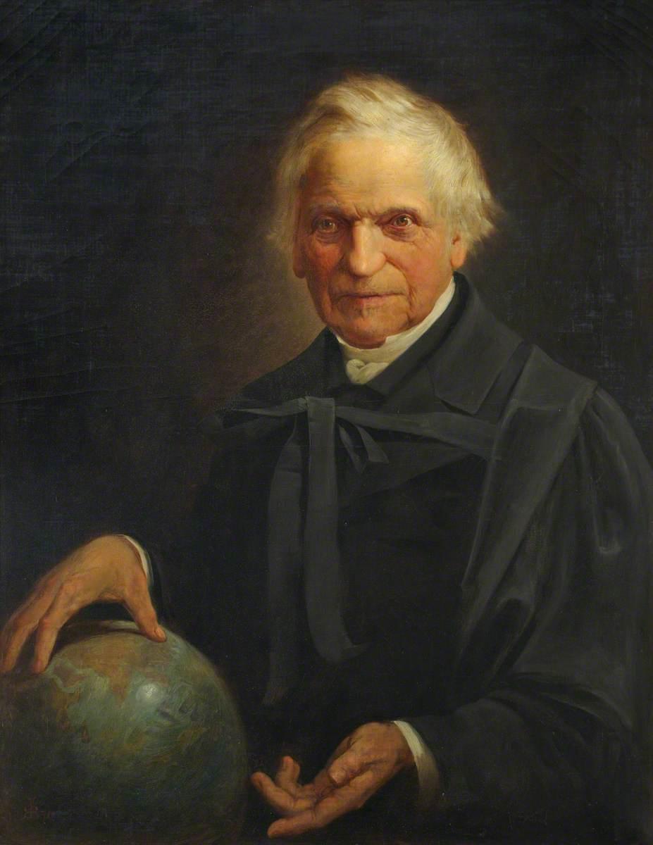 Professor Adam Sedgwick (1785–1873), Scholar at Trinity College, Woodwardian Professor of Geology (1818), Canon of Norwich (1834)