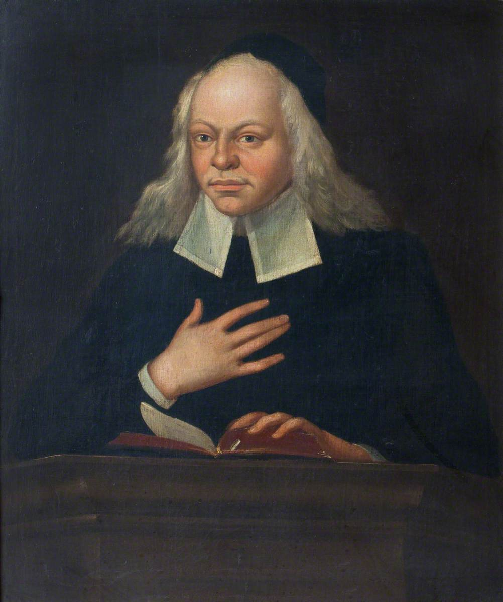 Reverend H. Francke (1663–1727), Professor of Oriental Literature at Halle