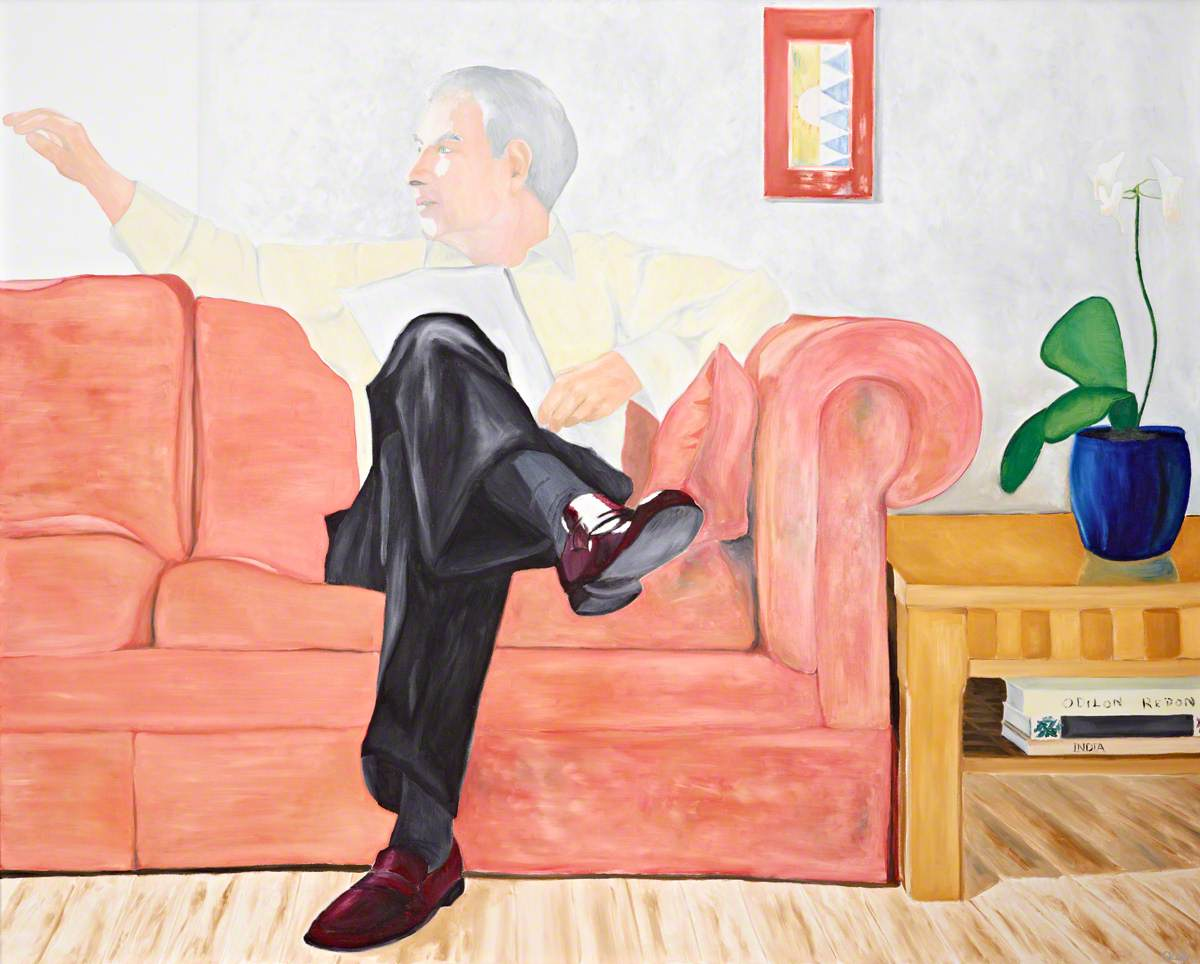 Portrait of Gordon Johnson