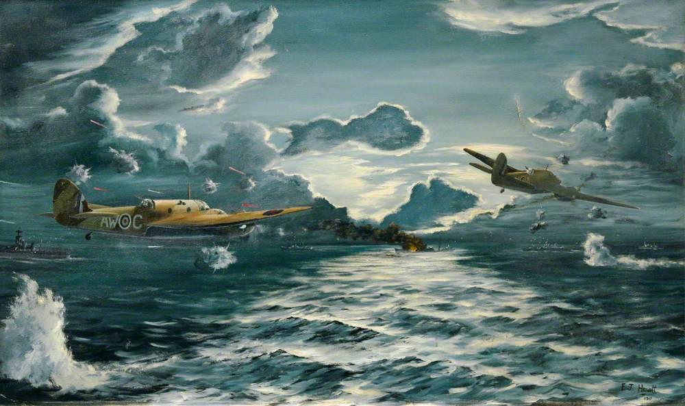 Flight over Water*