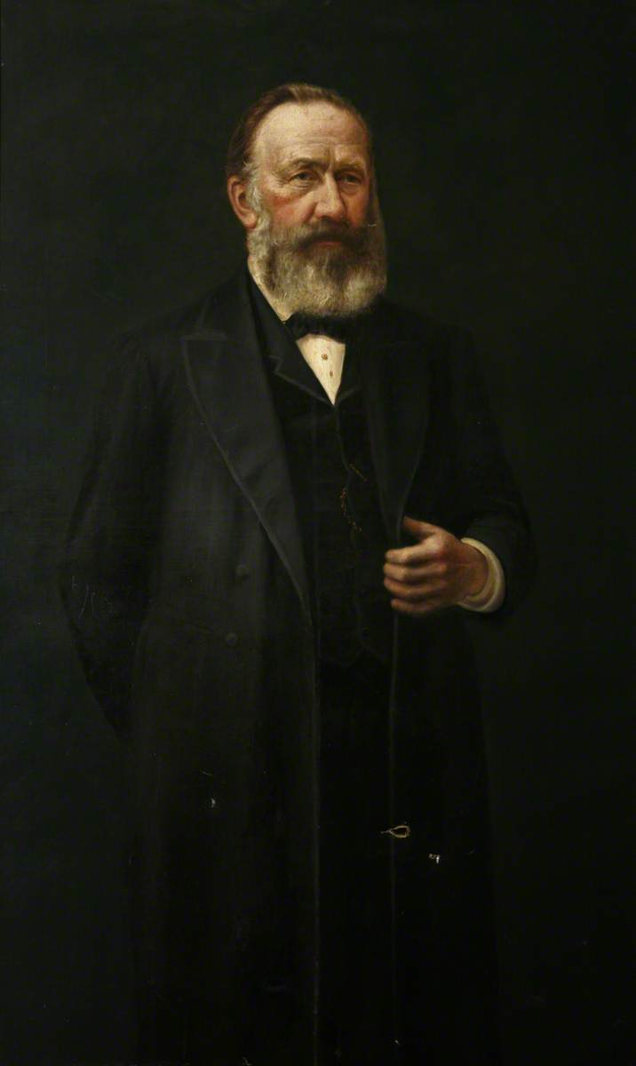 Captain Josiah Thomas