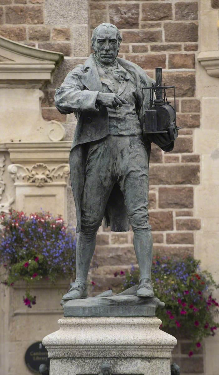 Richard Trevithick (1771–1833)