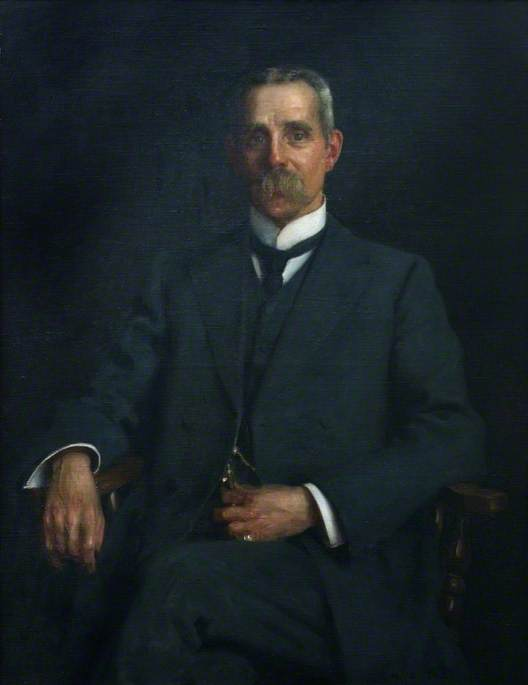 William Hawk, JP (1852–1929), Chairman of the Council (1919–1925)