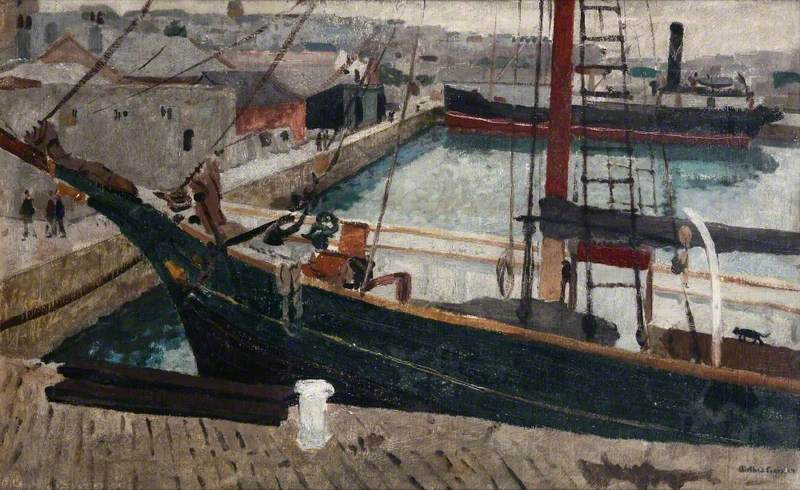 Old Ships, Penzance