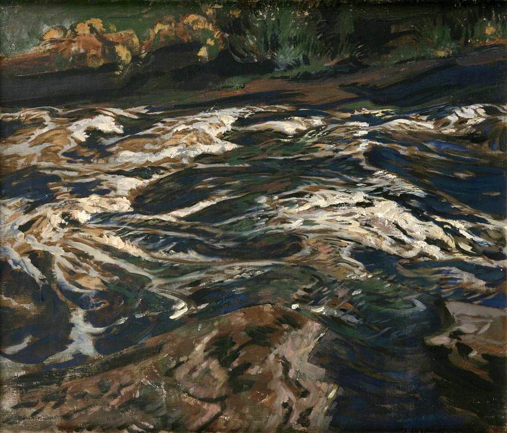 River Scene, Scotland
