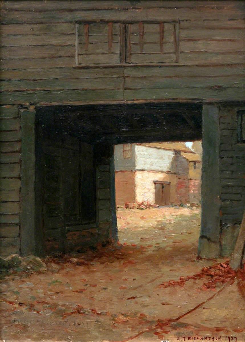 The Manor Yard, the Bar, Falmouth