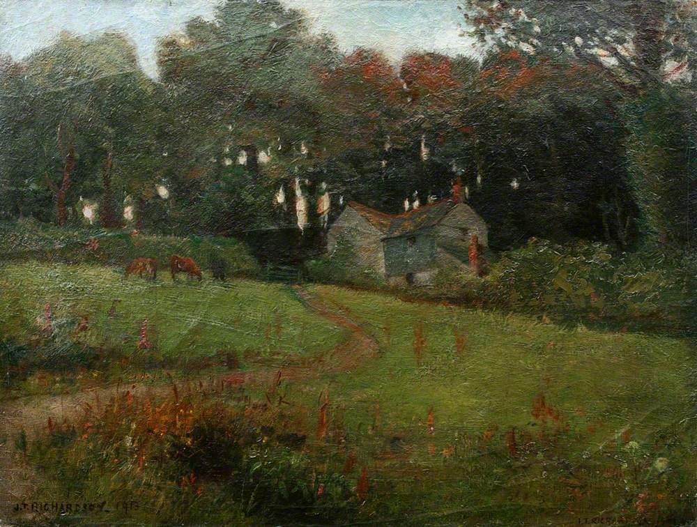 Cottage near Marlborough, Falmouth