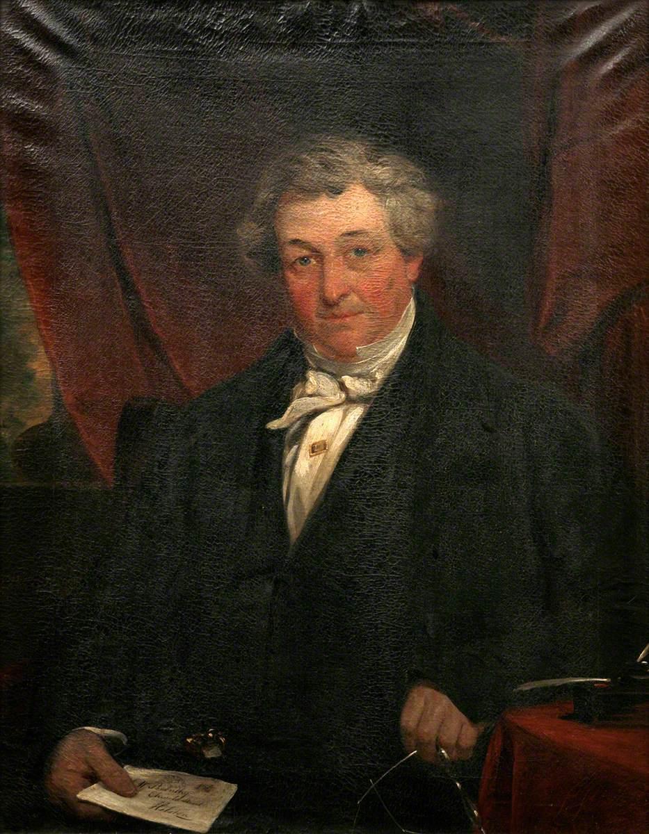 William Penberthy, Former Mayor of Helston (1848)