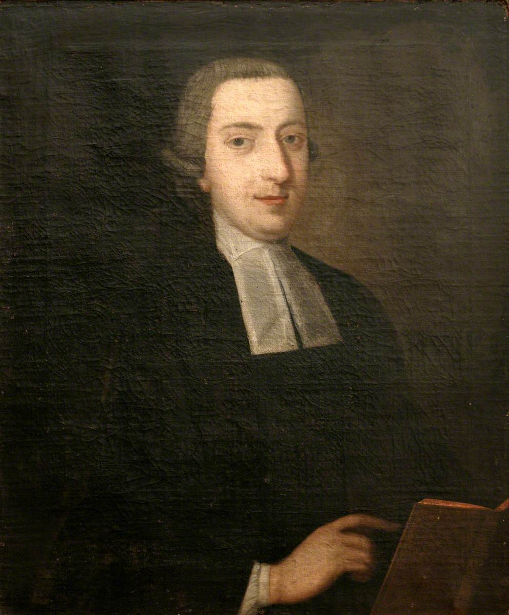 Portrait of an Unknown Lawyer