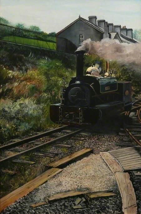 Newport Steam Railway, Launceston