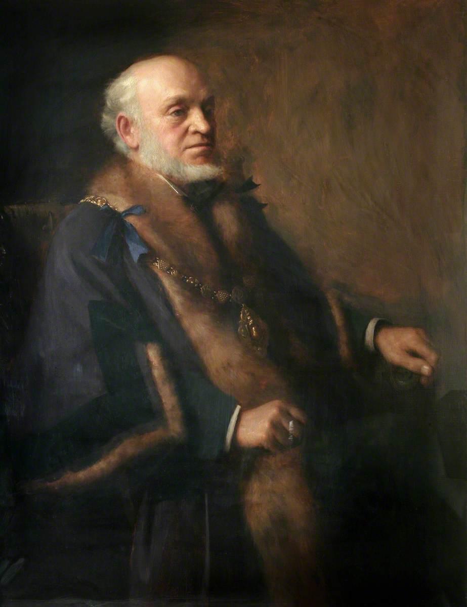 James Treleaven, Mayor (1884, 1892 & 1900)