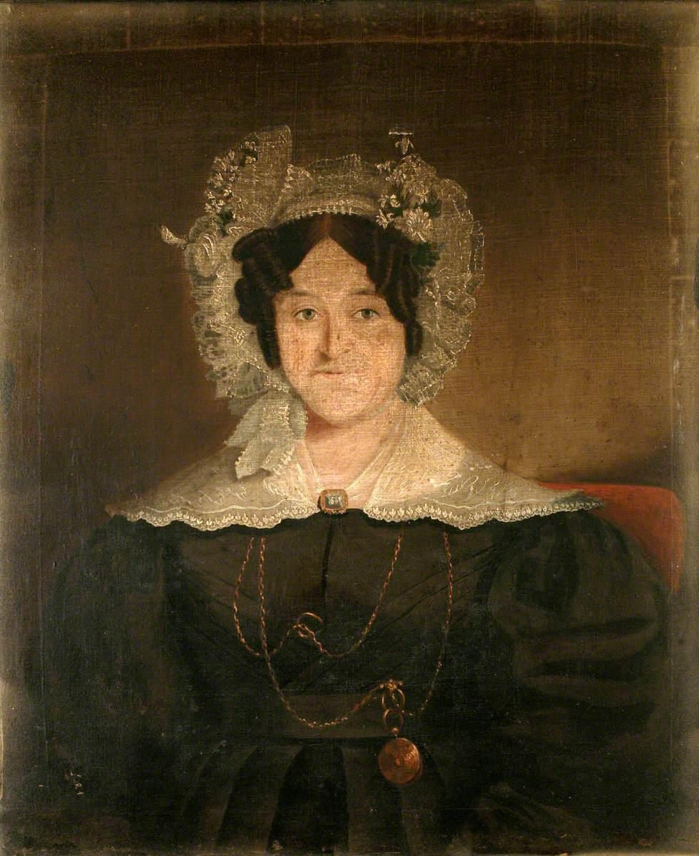 Miss Rose, Postmistress of Penryn