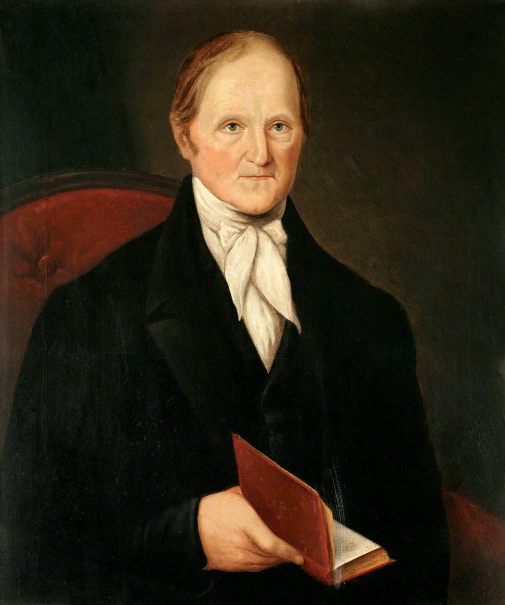 Mr James Mead (b.1807), Mayor (1851)