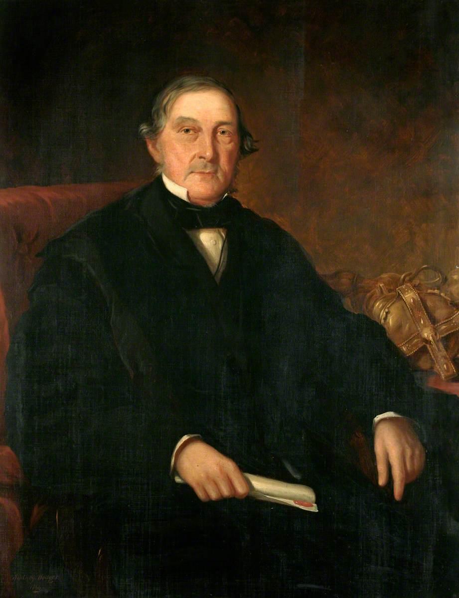 James Bird Read, Mayor of Penryn (1837, 1847, 1853, 1855–1857, 1860–1862 & 1865)