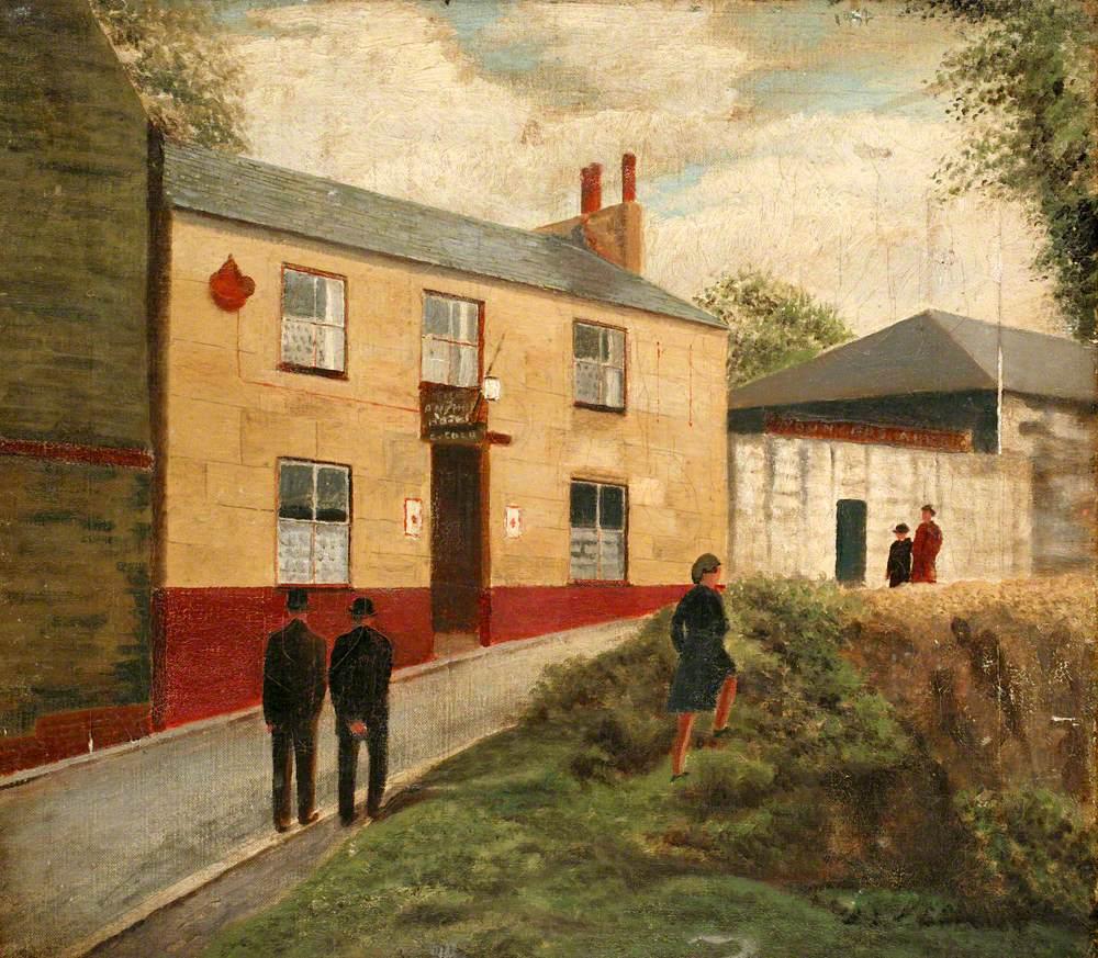Anchor Hotel, Quay Hill, Penryn